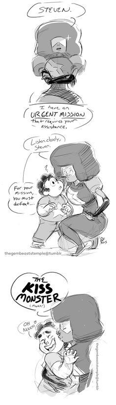 #1 Mom: Garnet