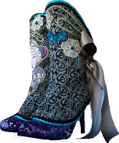 YOU CAN GET ONE OF MY MOST ART CREATIONS...HANDMADE...RUNWAY...UNIQUE...  GALLIANO INSPIRED SPATS ON EBAY. I DO SELLING THEM WORLDWIDE.  TAK...