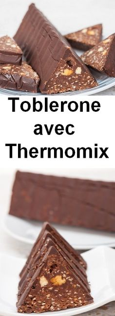 Toblerone, Dessert Thermomix, Biscuits, Caramel, Food And Drink, Bread, Candy, Cooking, Breakfast