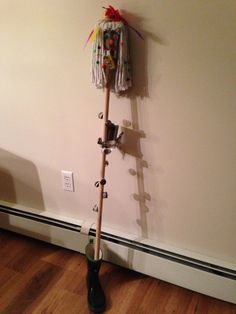 """Newfoundland tradition - """"The Ugly Stick"""" Backyard Games, Handmade Home, Newfoundland, Campers, Being Ugly, Holiday Ideas, Dyi, Sticks, Blues"""