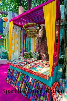 Bangle stall