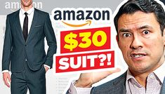 Gentlemen, today we're going over what you need to know about how to buy a suit online.
