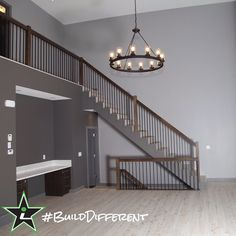 #BuildDifferent is every space not just the ones in between!  #YQR #ModernHome #CustomBuild #CustomHomes #quality #modern #original #home #design #imagine #creative #style #realestate #trueoriginal #dreamhome #architecture #dreamhomes #interior #YQRbuilds #construction #house #builder #homebuilder #showhome #beautiful #preparation #dream #DamnGoodHouses