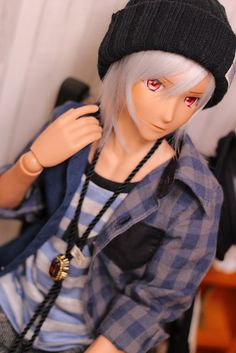 Smart Doll Crimson by toraneko_doll