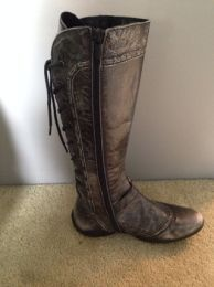 Available @ trendtrunk.com Geox-Boots By Geox Only $68.00 Riding Boots, Trunks, Money, Fashion, Horse Riding Boots, Drift Wood, Moda, Silver, Fashion Styles