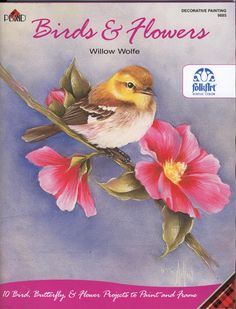 books on tole painting - Yahoo Image Search Results Teacher Favorite Things, Tole Painting, Learn To Paint, Painting Patterns, Book Art, Birds, Frame, Flowers, Projects