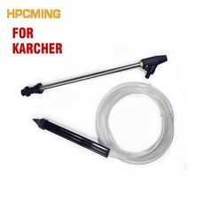 SODIAL Real Sand And Wet Sand And Wet For Karcher K2 K3 K4 K5 K6 K7 High Pressure Washers With Copper Nozzle Carwashers