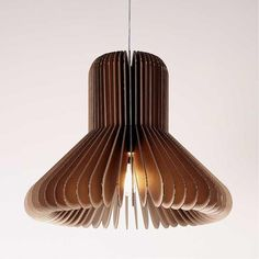 Inhabit - Cohen Corrulight Pendant Lamp : Inhabit - Cohen Corrulight Pendant Lamp-Large by 2Modern $319