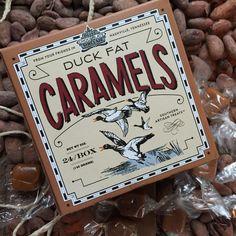 Duck Fat Caramels