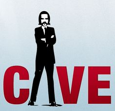 Nick Cave Music Music, Music Icon, Red Right Hand, Band Stickers, Power Pop, The Bad Seed, Typo Logo, Nick Cave, Lovely Eyes