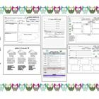 Reading Logs Elementary Version. Increase your student's reading comprehension! This 13 page Language Arts file allows students to reflect upon their nightly reading and write abou...