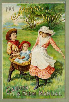 011-Boy, Girl, in basket      ...