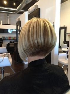 Salon Palm Harbor Photo Gallery, pictures Salon Palm Harbor Photo Gallery, pictures Related New and Unique Short Hair with BangsPerfekte Bob-Frisuren Stylish And Pretty Bobs For You To Copy Wedge Hairstyles, Bob Hairstyles For Fine Hair, Short Bob Haircuts, Stacked Bob Haircuts, Concave Bob Hairstyles, Graduated Bob Haircuts, Hairstyle Short, Short Hair Cuts, Short Hair Styles
