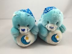 Care Bear Slippers Toddler Size 8