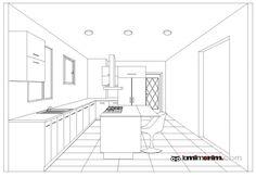 Mutfak İç Mimari Tasarımı ve Dekorasyonu