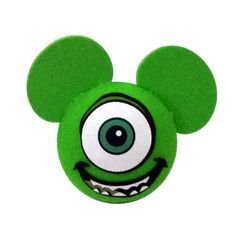 Your WDW Store - Disney Antenna Topper - Monsters University Mike Wazowski Face