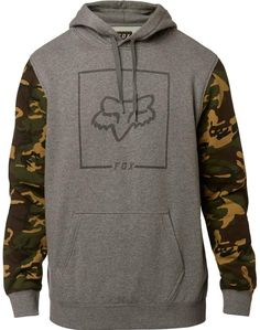 New Fox Racing Chapped Camo Fleece Pullover - Men's. Fox Racing, Camo, Fox Man, Fleece Pullover, Pullover Designs, Plus Size Activewear, Grey Hoodie, Dresses With Leggings, Baby Clothes Shops