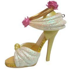 Your WDW Store - Disney Shoe Ornament - Princess Belle