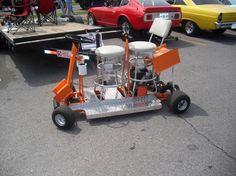 Very Sweet Bar Stool Go Kart