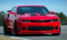 This is the 2016 CHEVROLET CAMARO