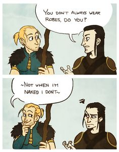 Awwww old Anders. Don't get me wrong, I do love him in Dragon Age 2, but Awakenings Anders was the best.