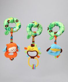 Take a look at this 3-in-1 Loop 'n' Link by B Kids on #zulily today!