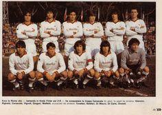 the last time we won the Viareggio Cup (coppa carnevale)