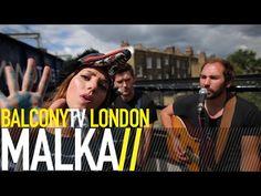 "MALKA · ""uproariously inventive music"" Clash Mag · Videos · BalconyTV"