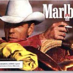 Marlboro Man- cigarette commercial