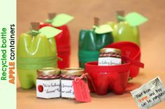 Reuse and Get Crafty! Upcycle plastic bottles, magazines, mason jars and sweaters