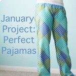 Draft the perfect pj pattern