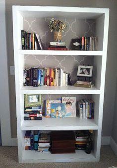 21 best bookshelf makeover diy images bookshelves diy ideas for rh pinterest com