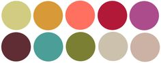 Image result for 60s colours