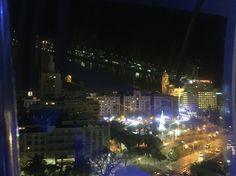 #malaga #noria #puerto