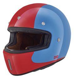 Casco Nexx X.Garage XG100 Rocker Azul/Rojo