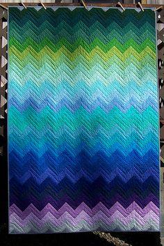 zigzag quilt -- Ziggy | Flickr - Photo Sharing!