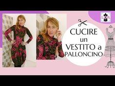 Cucire un vestito a palloncino - YouTube