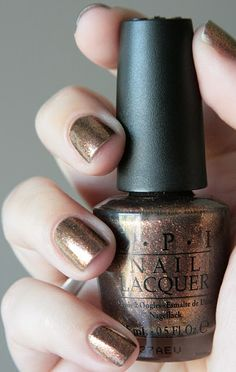 OPI- Warm and Fozzie. LOVE LOVE LOVE IT!