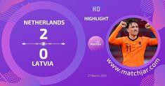 Soccer Highlights, World Cup Qualifiers, Goals, Chart