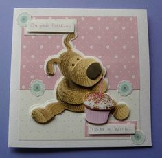 Boofle card