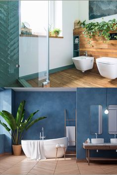 Explore these 25+ perfect paint colors for your bathroom/walls. Best bathroom paint color ideas and color schemes, neutral, gray, dark, blue, bright with the best design ever. #bathroom #bathroomcolors #paintcolorideas #homedecor Neutral Bathroom, Bathroom Wall, Master Bathroom, Best Bathroom Paint Colors, Beautiful Bathrooms, Color Schemes, Cool Designs, Dark Blue, Walls