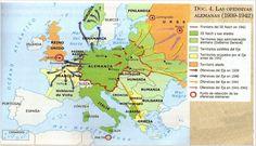Las ofensivas alemanas en la IIGM (1939-1942).