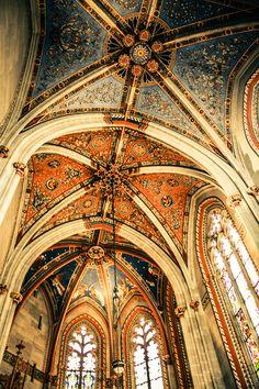 Cathedral, Geneva, Switzerland