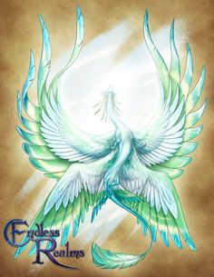 Endless Realms bestiary - Air Dragon Scion by jocarra on DeviantArt Mythical Creatures Art, Mythological Creatures, Magical Creatures, Fantasy Creatures, Beautiful Creatures, Emerald Dragon, Chibi, Mythical Dragons, Cool Dragons