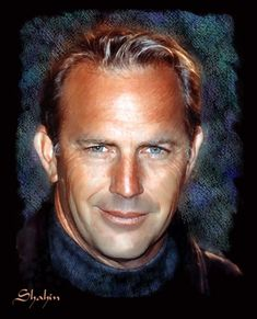 "Kevin Costner: (Those eyes capture me)  Favorite movies: For Love of the Game, The Guardian"" and Bull Durham"