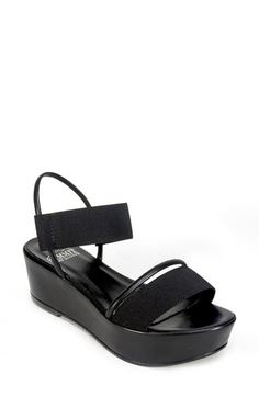 Summit by White Mountain 'Calida' Leather Platform Sandal (Women) available at #Nordstrom