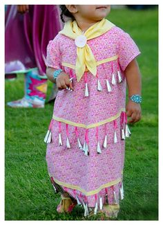 Little Girls Jingle Dress by crystaltewa on Etsy, $90.00