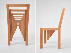 La chaise inception de Vivian Chiu