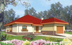 Cottage Style House Plans, Bungalow House Design, Gazebo, Outdoor Structures, Mansions, House Styles, Outdoor Decor, Case, Home Decor