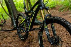 2014 Ibis Mojo HDR 650B – With Ibis 41mm Rims